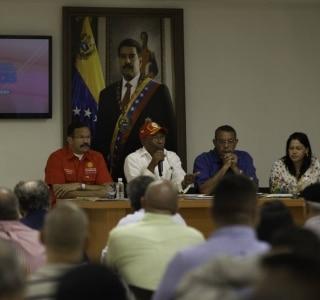 EFE/VICEPRESIDENCIA DE VENEZUELA