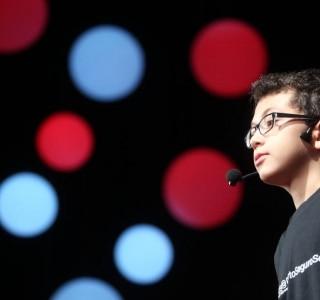 Alunos fazem 'Ted Talks' em colégios de São Paulo