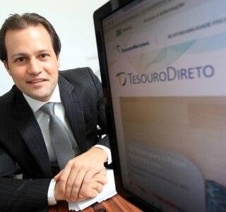 O advogado Guilherme Lippi perdeu dinheiro na primeira compra do Tesouro porque não escolheu o título adequado para os seus planos (Werther Santana/Estadão)