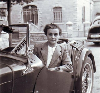 Of Fortunes & War: Clare Hollingworth, First of the Female War Correspondents