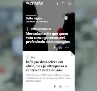 TV Estadão | 09.05.2015