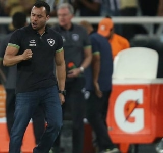 Vitor Silva / SS Press / Botafogo Oficial