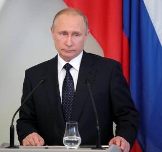 Sputnik/Mikhail Klimentyev/Kremlin via REUTERS
