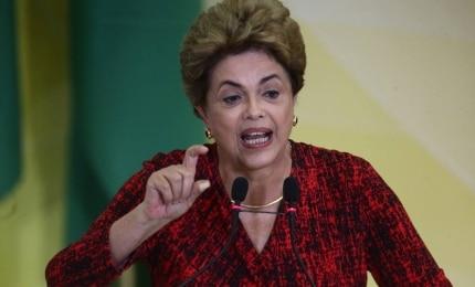 Dilma diz que a perícia do Senado comprova que não houve crime de responsabilidade