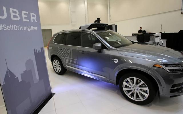 Uber compra US$ 1 bilhão em carros que vão dirigir sem motorista