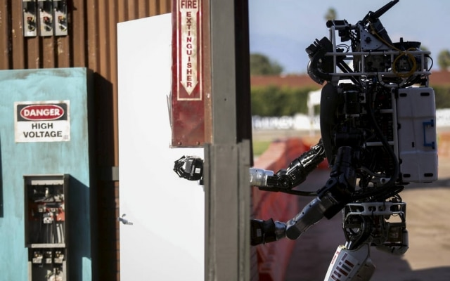 Grupo da Google vende Boston Dynamics