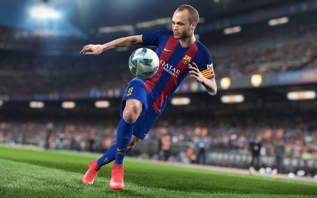 O game PES 2018 será lançado em 12 de setembro