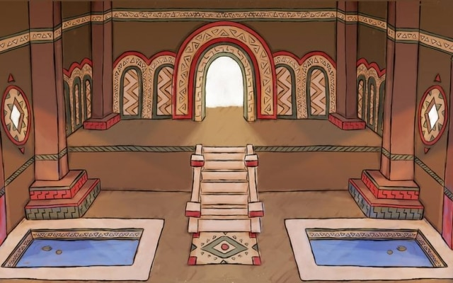 Guardiões da Harpia será um jogo gratuito para dispositivos móveis, no estilo 'runner'