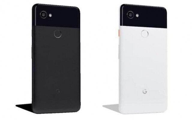 Nova versão do Pixel 2 XL virá com duas opções de cores, diz site.
