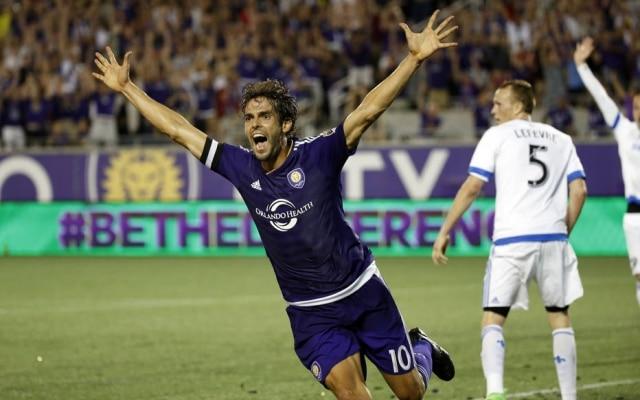 Kaká atua no futebol dos Estados Unidos desde 2015