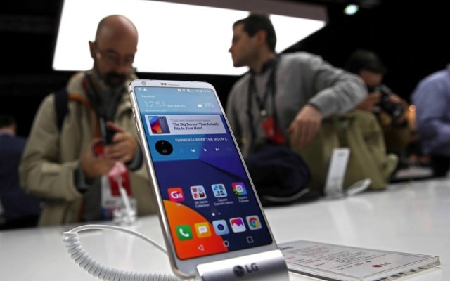 Novo smartphone da LG, G6 tem tela de 5,7 polegadas que ocupa a maior parte da superfície do aparelho