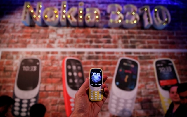 Nokia 3310 traz o popular Snake em versão repaginada