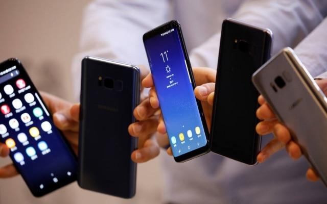 O Galaxy S8 é o novo smartphone da Samsung