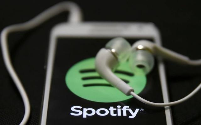.Aplicativo de streaming de música permite ouvir canções pela internet