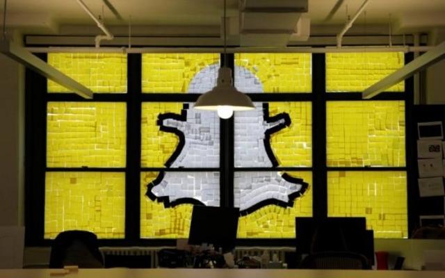 O Snapchat terá sede internacional em Londres