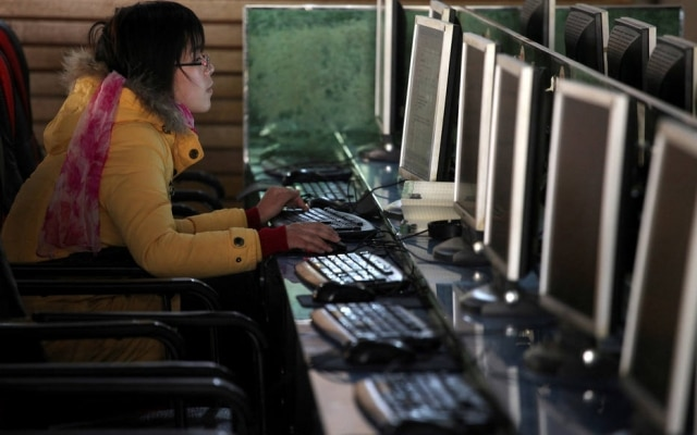 Somente na China, mais de 40 mil organizações foram afetadas pelo ataque cibernético