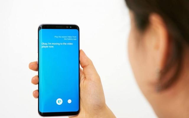 Com o Galaxy S8, a Samsung apresentou sua nova assistente pessoal, aBixby