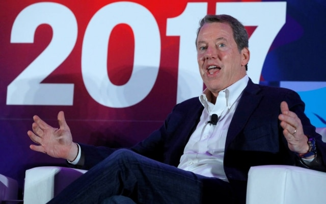 Bill Ford, presidente do conselho da Ford, fala no SXSW 2017