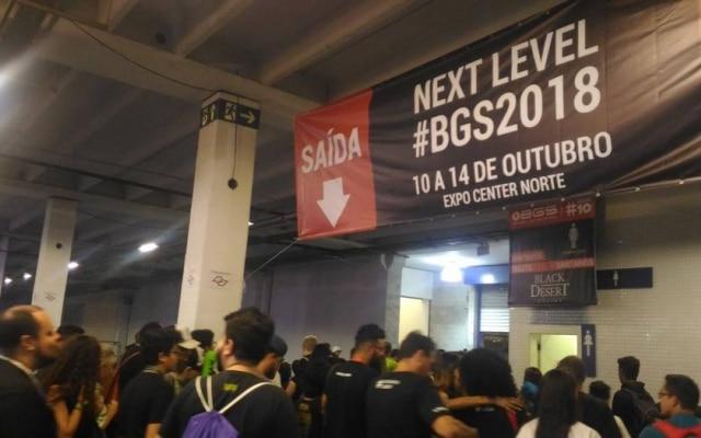 BGS 2018 abre vendas de ingressos