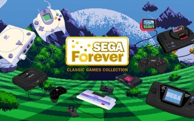 Coleção terá jogos de consoles como Saturn, Master System, Mega Drive e DreamCast