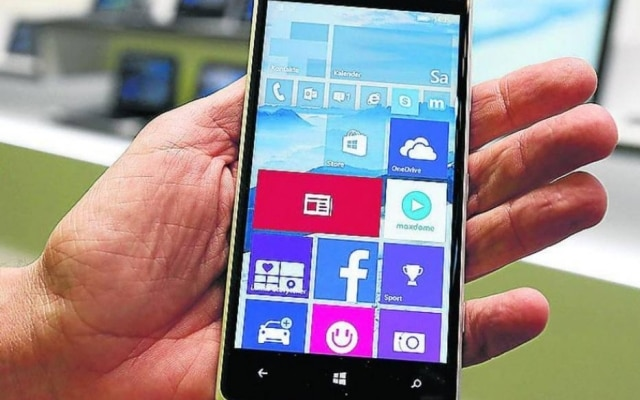 Windows Phone enfrenta escassez de aplicativos