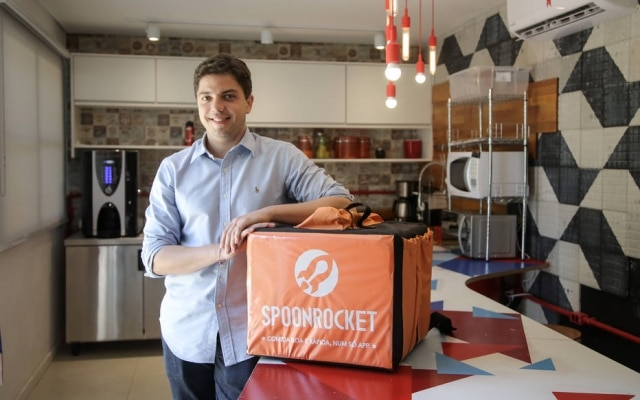 Roberto Gandolfo, presidente executivo do Spoonrocket
