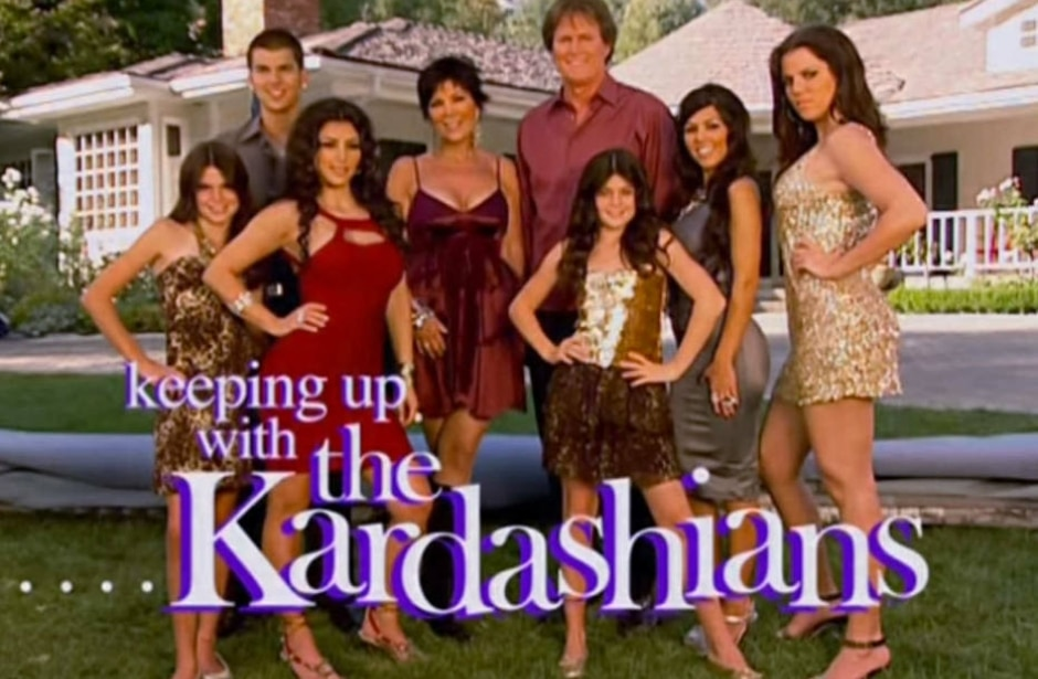 Keeping Up With The Kardashians/E!