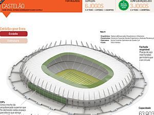 CASTEL&Atilde;O: FUTEBOL E ESPET&Aacute;CULOS - Arte/Estad&atilde;o