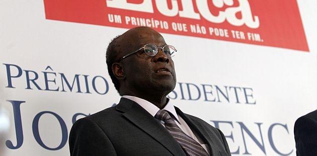 Barbosa cita salário de Cingapura para justificar pedido aumento ao Congresso
