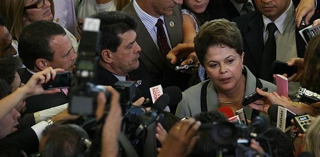 Dilma diz que combate à corrupção não pode ser meta de governo