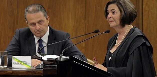 Ministra pró-transição, Ana Arraes vai auditar obra do São Francisco no TCU