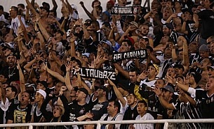 Corinthians dedica t&iacute;tulo &agrave; torcida