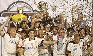 Corinthians &eacute; campe&atilde;o paulista