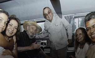 Fidel divulga carta e diz estar bem