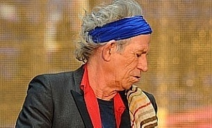 Keith Richards, setentão