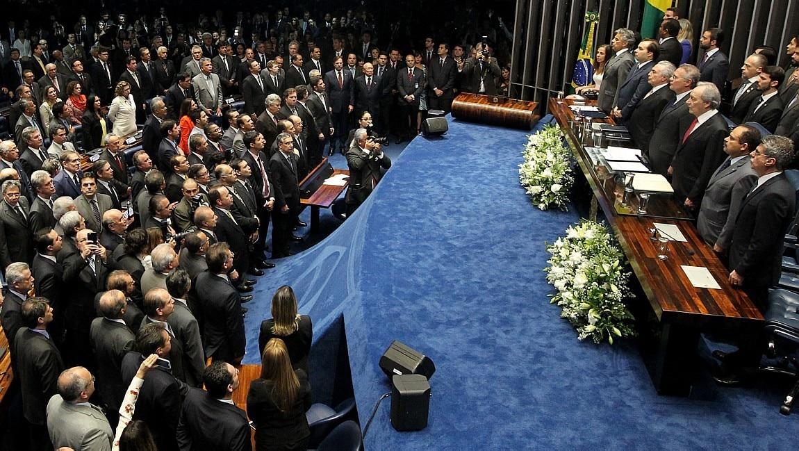 Posse de Michel Temer - Dida Sampaio/Estadão