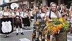 Oktoberfest ocorrem em Santa Catarina Divulgação