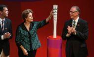 Tocha dos Jogos do Rio é apresentada
