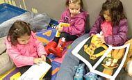 Bebeoteca surpreende alunos do Infantil