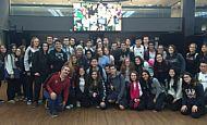 Alunos visitam BM&FBOVESPA