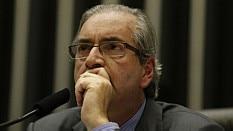 O presidente afastado Eduardo Cunha - Dida Sampaio/Estadão