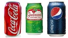 A Coca-Cola, a Ambev e a PespiCo informaram que a política valerá para as cantinas de escolas que compram diretamente das fabricantes e de seus distribuidores - Divulgação