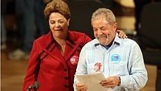 Dilma ao lado de Lula - JF Diorio/Estadão