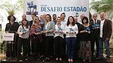 Dezesseis profissionais receberam o prêmio 'Desafio Estadão' - Nilton Fukuda/Estadão