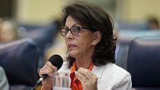A presidente da Sabesp, Dilma Pena - Nilton Fukuda/Estadão