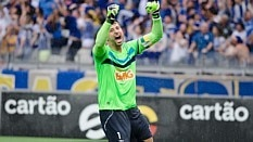 Fábio, goleiro do Cruzeiro - Araceli Souza/Futura Press