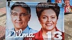 Cavalete espalhado por Belo Horizonte - Pedro Venceslau/Estadão