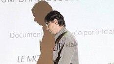 O economista Marcio Pochmann está insatisfeito com a situação do Brasil - Nilton Fukuda/Estadão