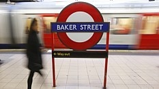 Estação Baker Street - Andrew Winning/Reuters