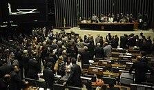 Plenário da Câmara - Dida Sampaio/Estadão